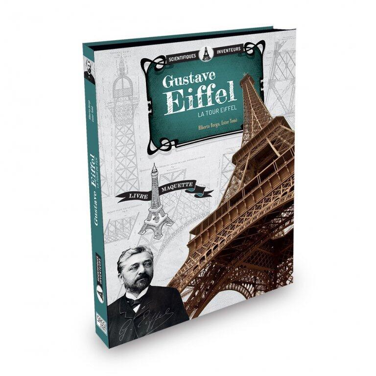 Puzzle 3D - Turnul Eiffel