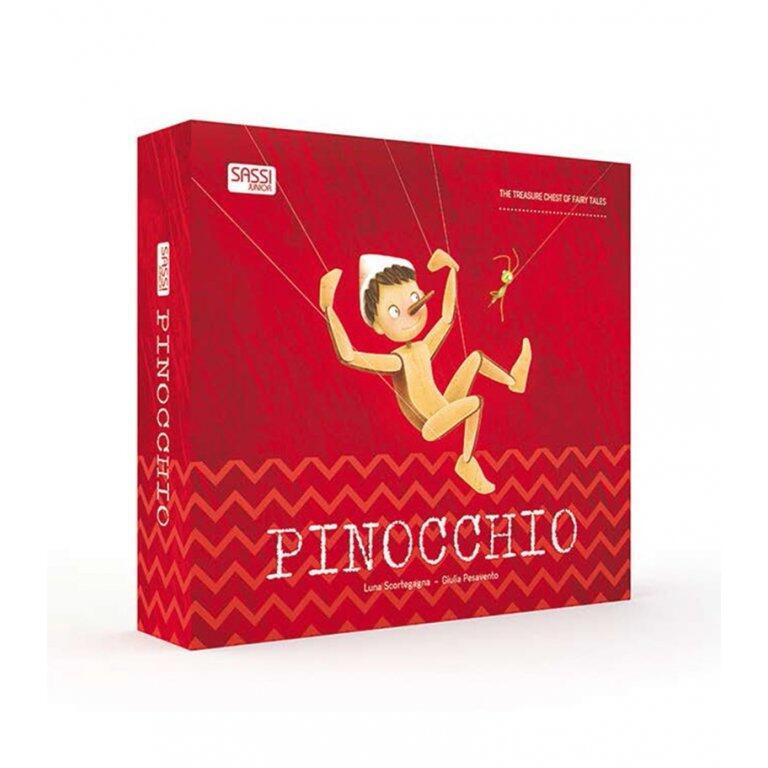 Teatru de papusi - Pinocchio imagine