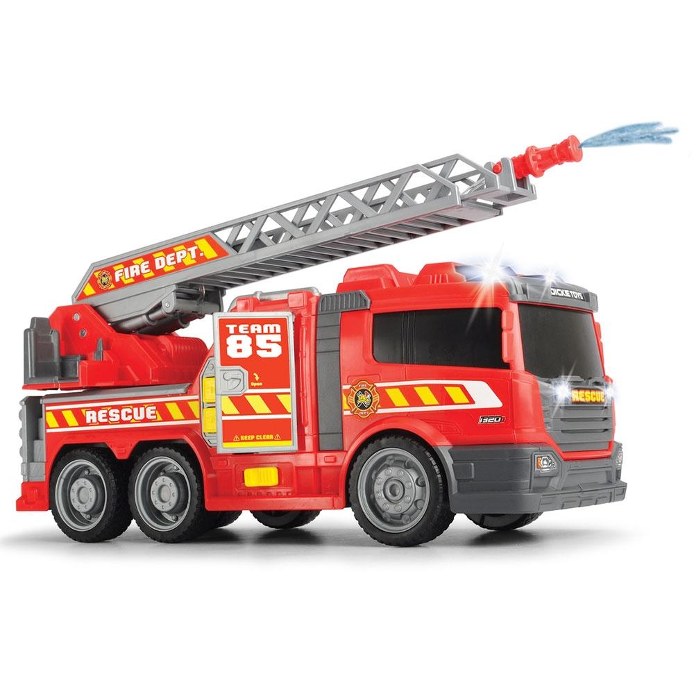 Masina de pompieri Dickie Toys Fire Fighter Team 85