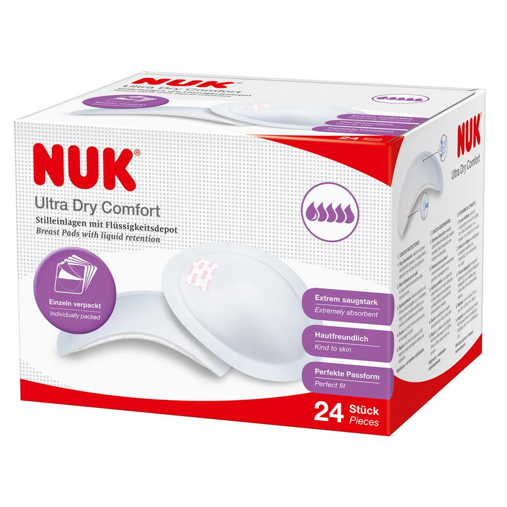 Tampoane San Nuk Ultra Dry Comfort 24Buc/Cutie imagine