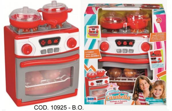 Aragaz functional cu cuptor electric si accesorii gatit RS Toys
