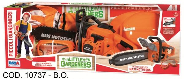 Set drujba electrica si echipament de protectie RS Toys imagine