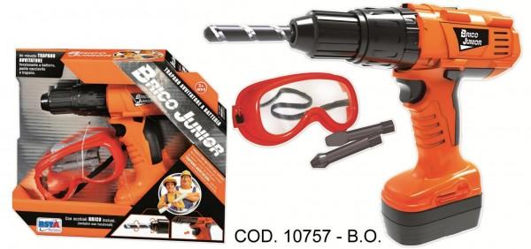 Surubelnita electrica RS Toys cu ochelari de protectie