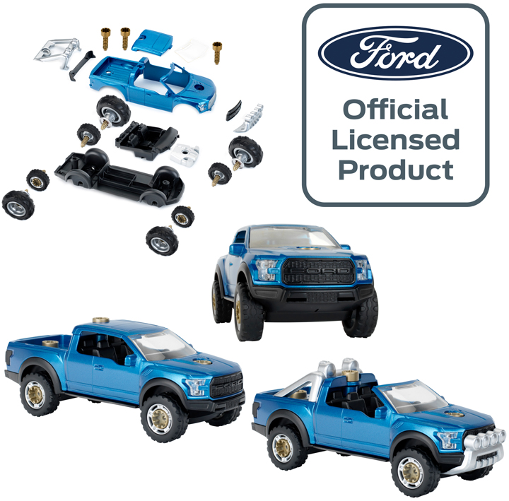 KLEIN Ford F150-Raptor 3 in 1