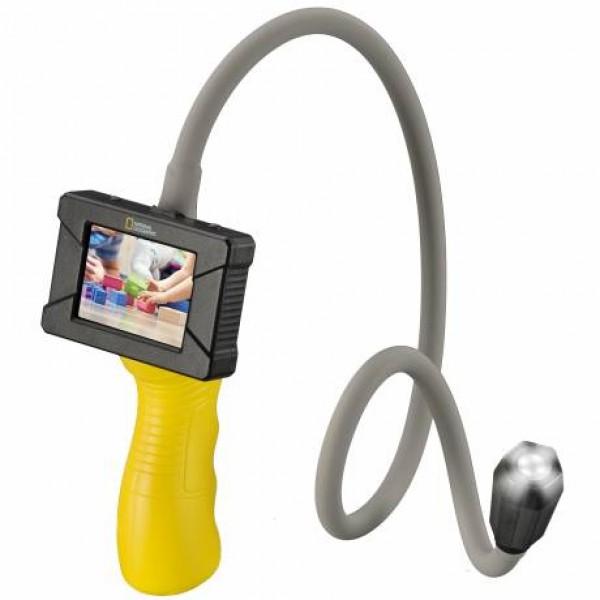 Endoscop National Geographic cu camera cu LED si lungime de 68 cm imagine
