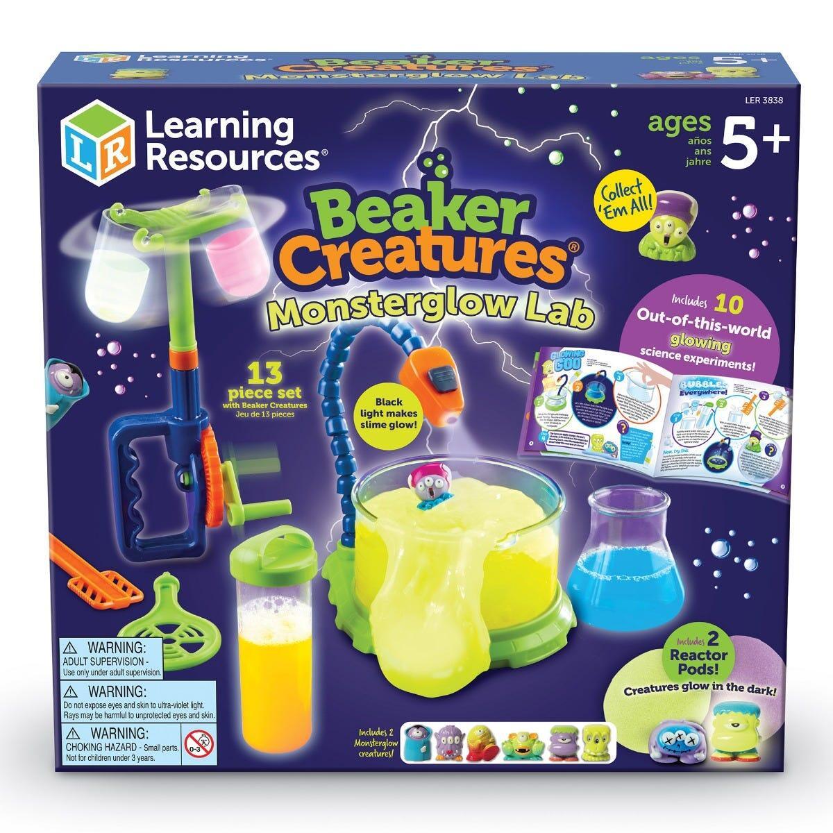 Beaker Creatures - Monstruletii din laborator
