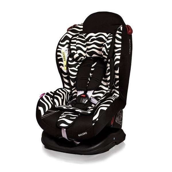 Scaun auto coto baby bolero zebra 0-25 kg imagine