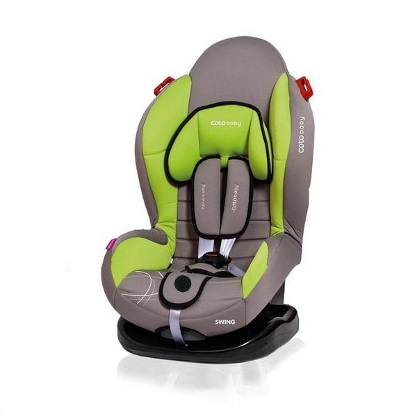 Scaun auto coto baby swing 9-25 kg green imagine