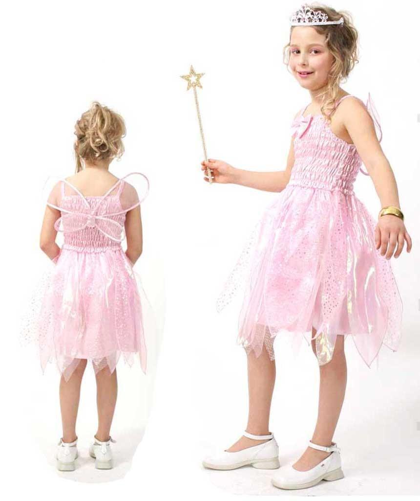 Costum Pentru Serbare Zana Elfilor 104 Cm imagine
