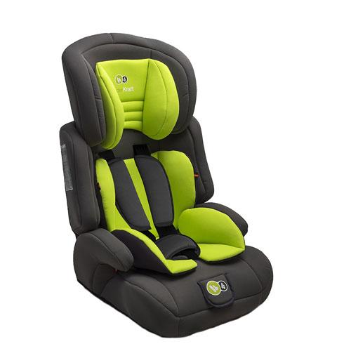 Scaun Auto Comfort Up Green 9-36kg