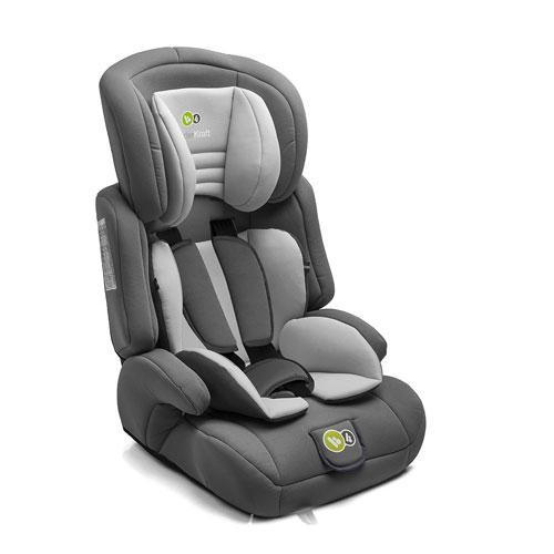 Scaun Auto Comfort Up Grey 9-36kg