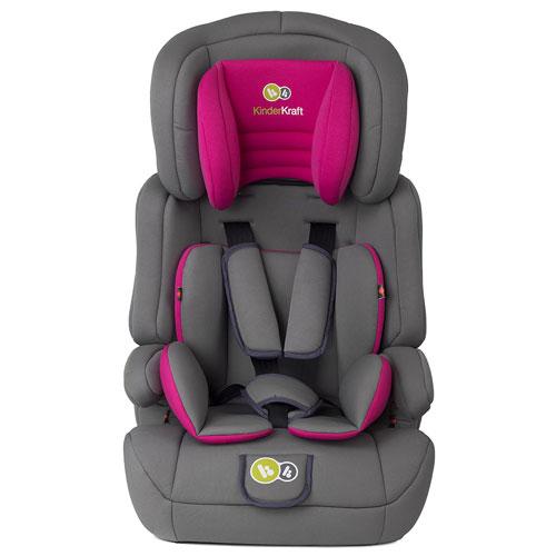 Scaun Auto Comfort Up Pink 9-36kg