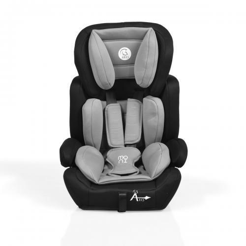 Scaun Auto Ares Gri 9-36 kg imagine