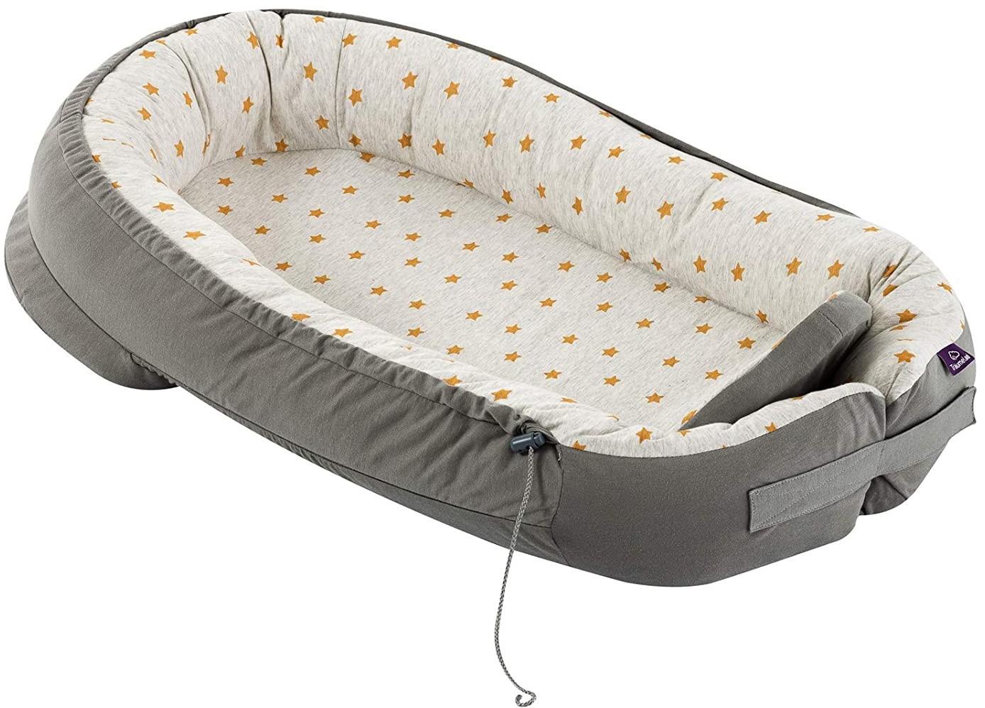 Cuib pentru bebelusi Star Dream Yellow imagine