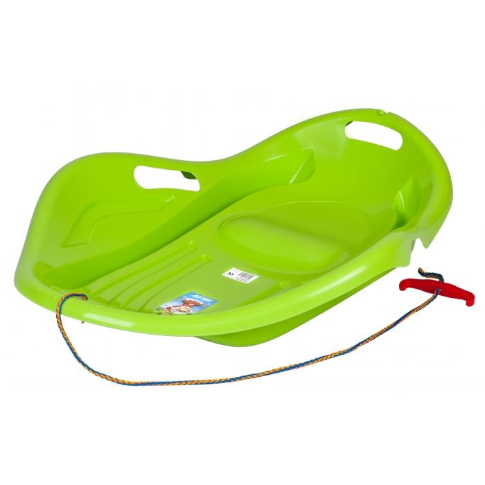 Sanie copii marmat shell premium comfort - verde imagine