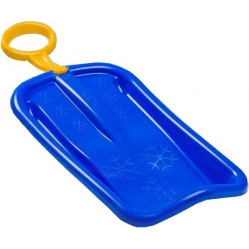Sanie copii marmat snow arrow - albastru imagine