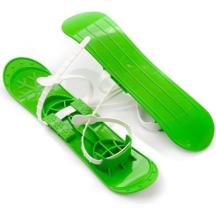 Schiuri copii marmat big foot - verde imagine