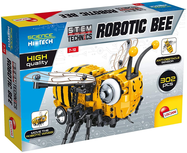 Set de constructie STEM - Albinuta robot