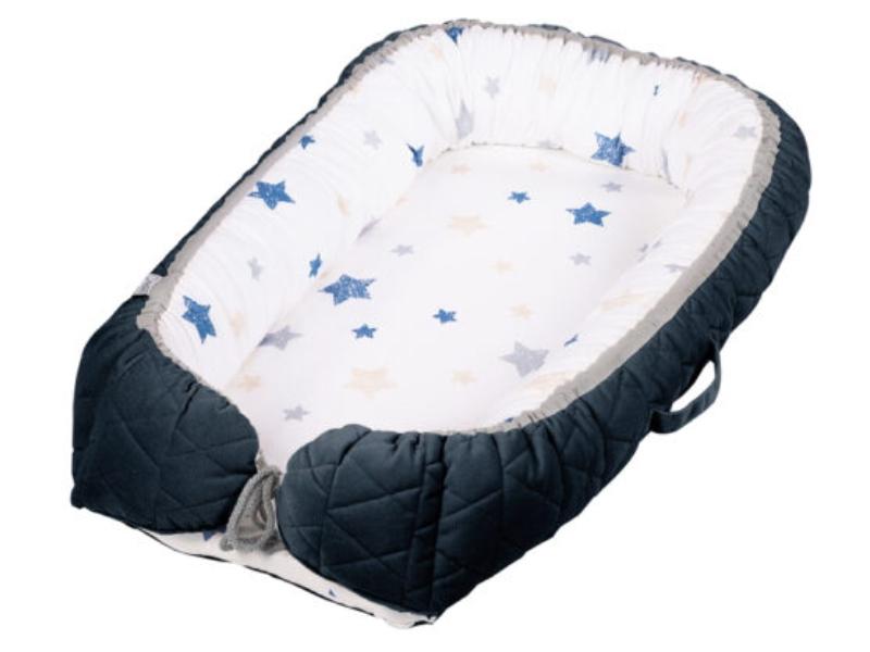 Baby Nest Klups Albastru Marin V105 imagine