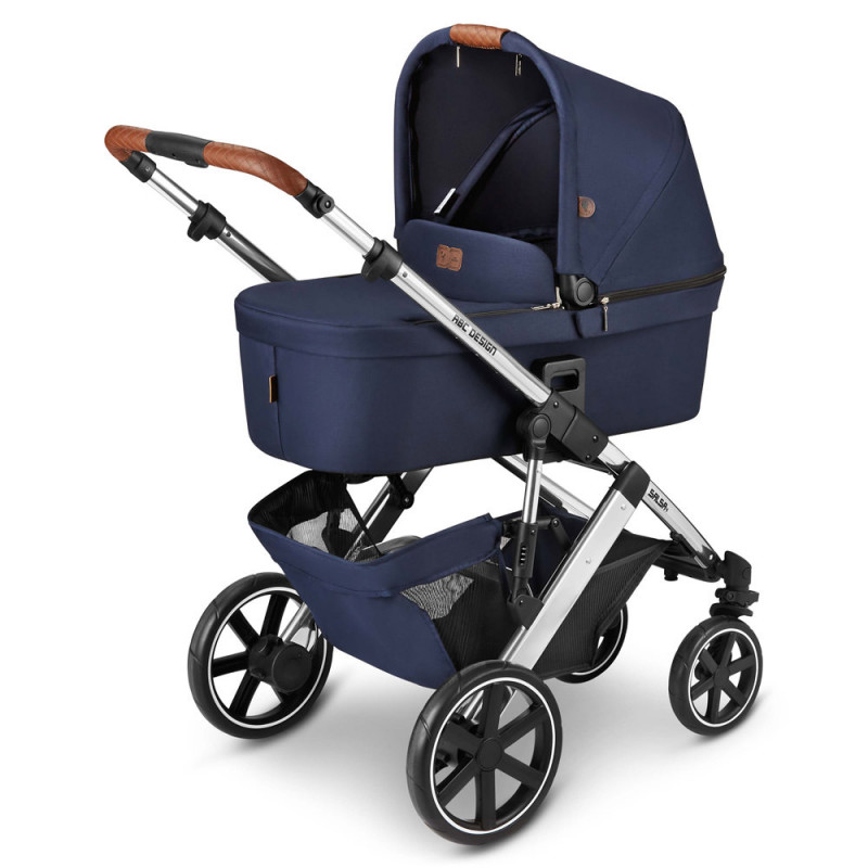 Carucior 2 in 1 Salsa 4 Navy Fashion ABC Design 2021 imagine