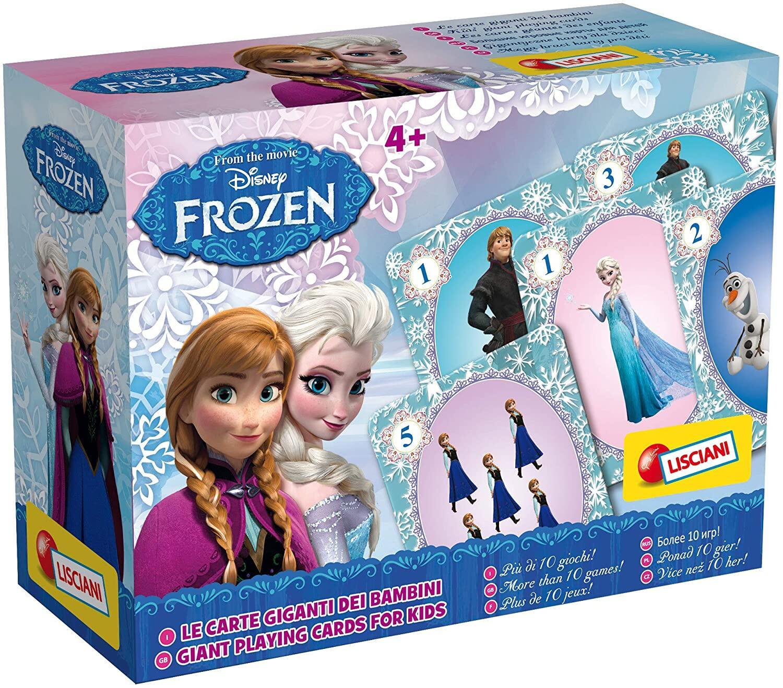 Carti de joc gigant - Frozen