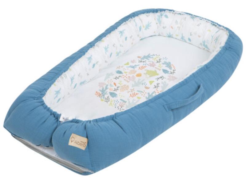 Baby Nest Klups Eco & Love Ocean E001 imagine