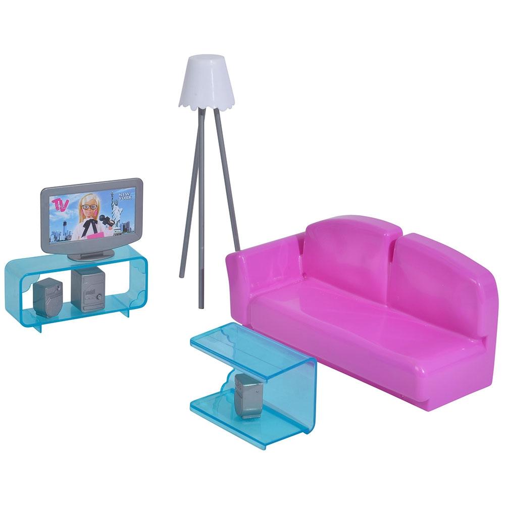 Set Simba Steffi Love Home Living Room cu accesorii
