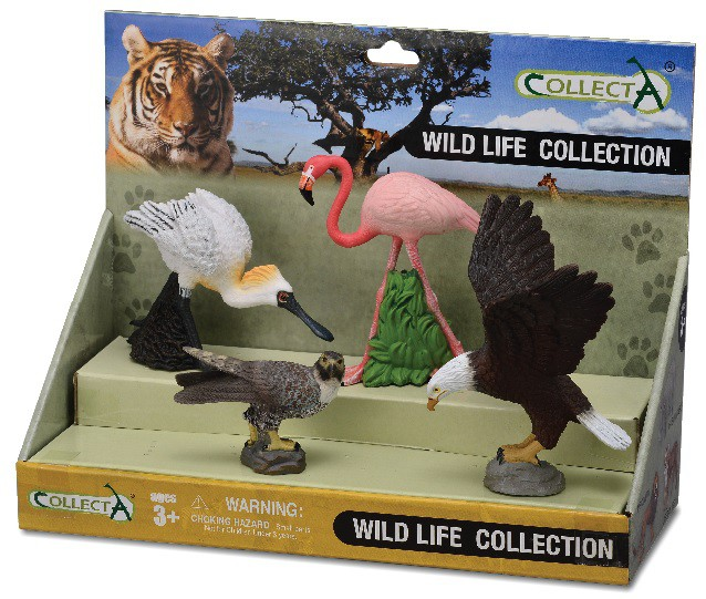 Set 4 buc Animale Salbatice - Collecta