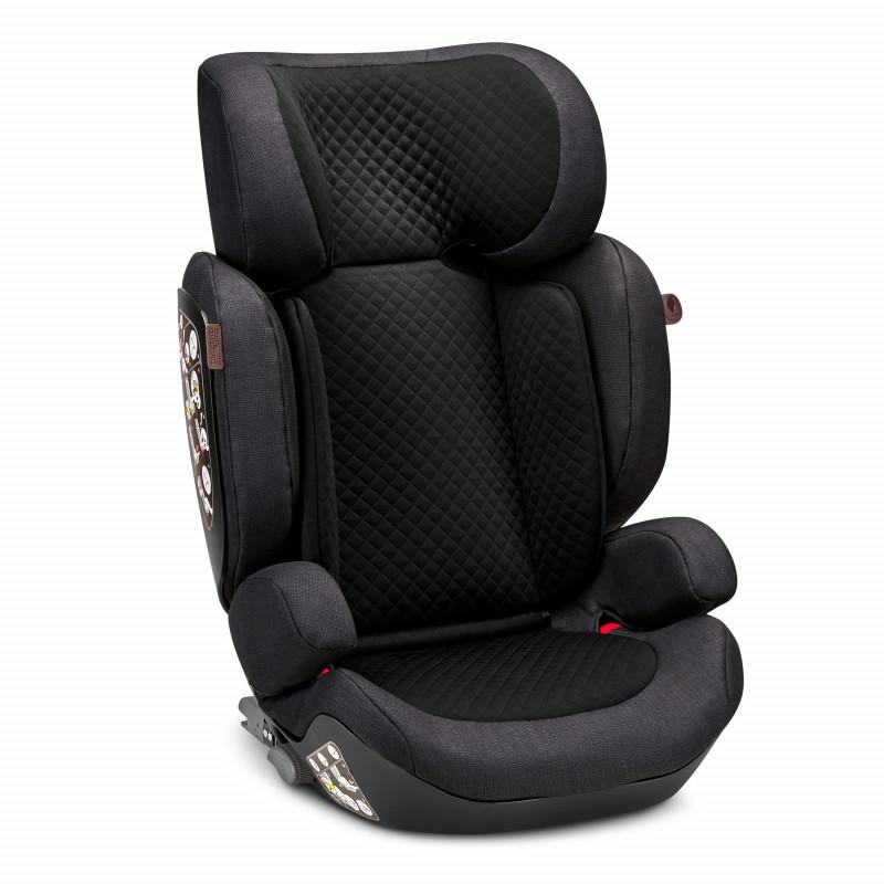 Fotoliu auto Mallow black , 15-36 kg, Abc Design imagine