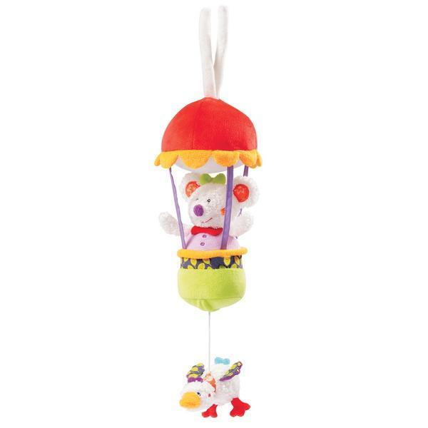 Jucarie Muzicala Soarece - Brevi Soft Toys imagine
