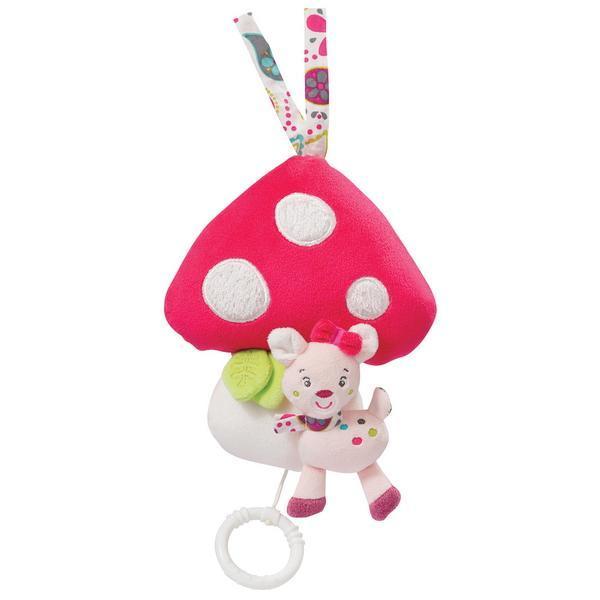 Jucarie Muzicala Ciuperca Bambi - Brevi Soft Toys