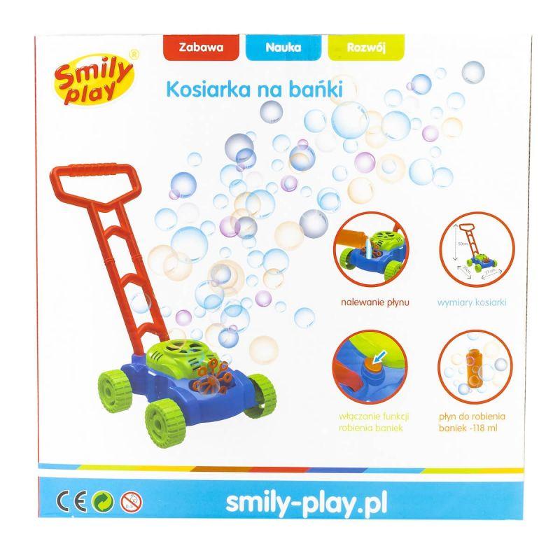 Jucarie facut baloane sub forma de masina de tuns Smily Play
