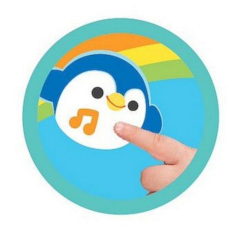 Winfun - Carticica senzoriala muzicala Happy Jungle Pals imagine