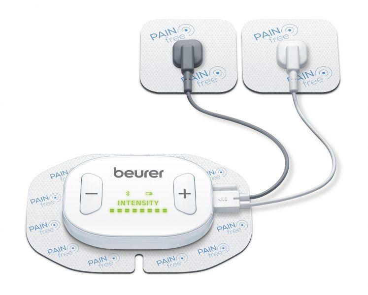 Dispozitiv digital wireless TENS/EMS cu telecomanda imagine