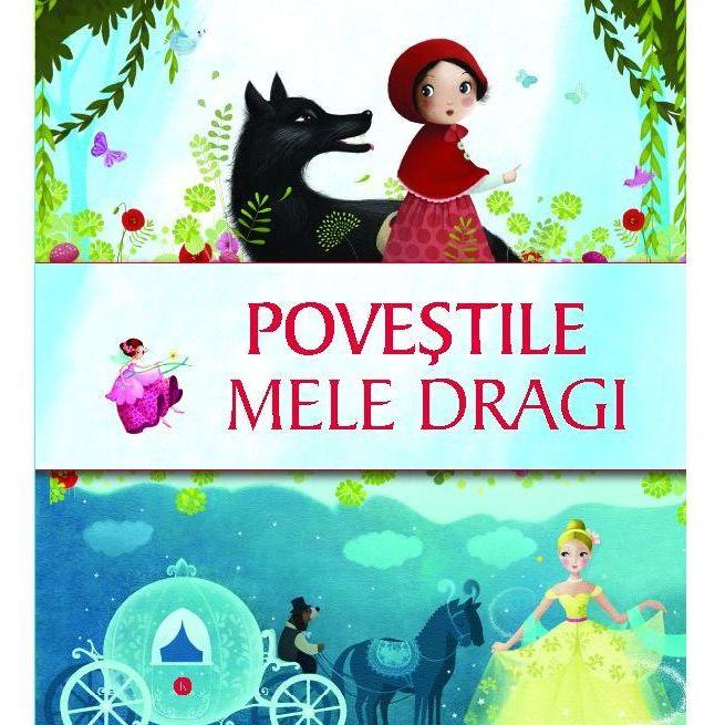 Povestile mele dragi Editura Kreativ EK5831 imagine