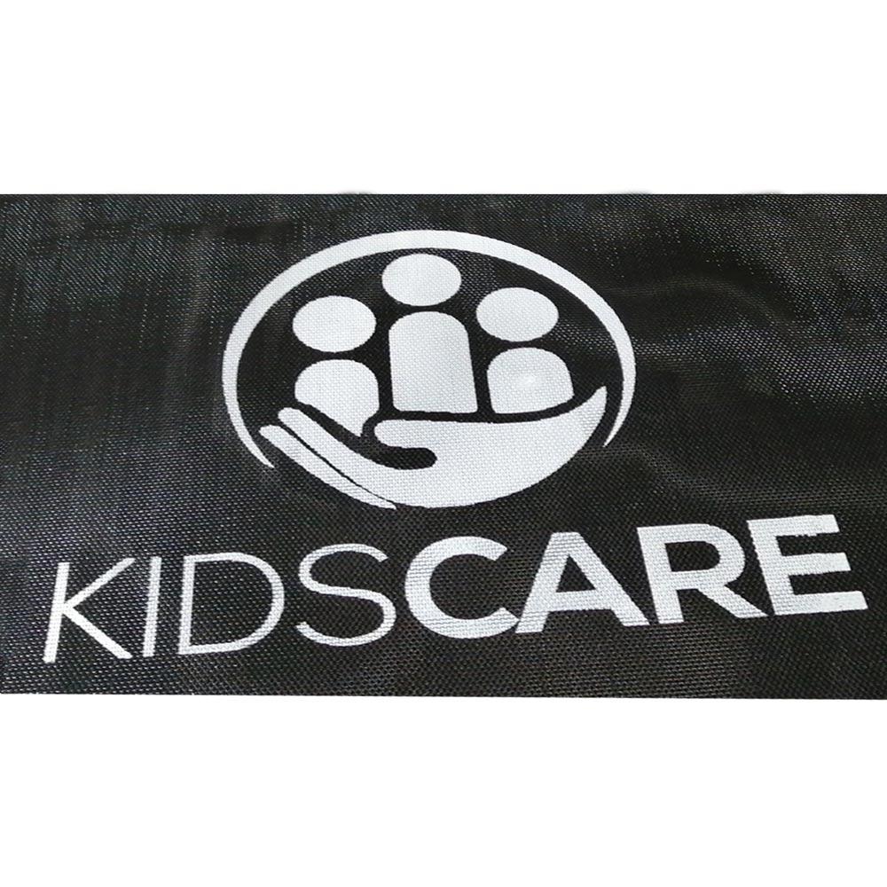 Trambulina KidsCare, cu scara si plasa de protectie, 244 cm imagine