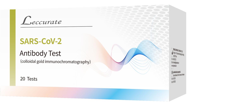 Test rapid anticorpi IgM/IgG COVID-19 Sars CoV-2 (Colloidal Gold Immunochromatography) - set 20 buc imagine