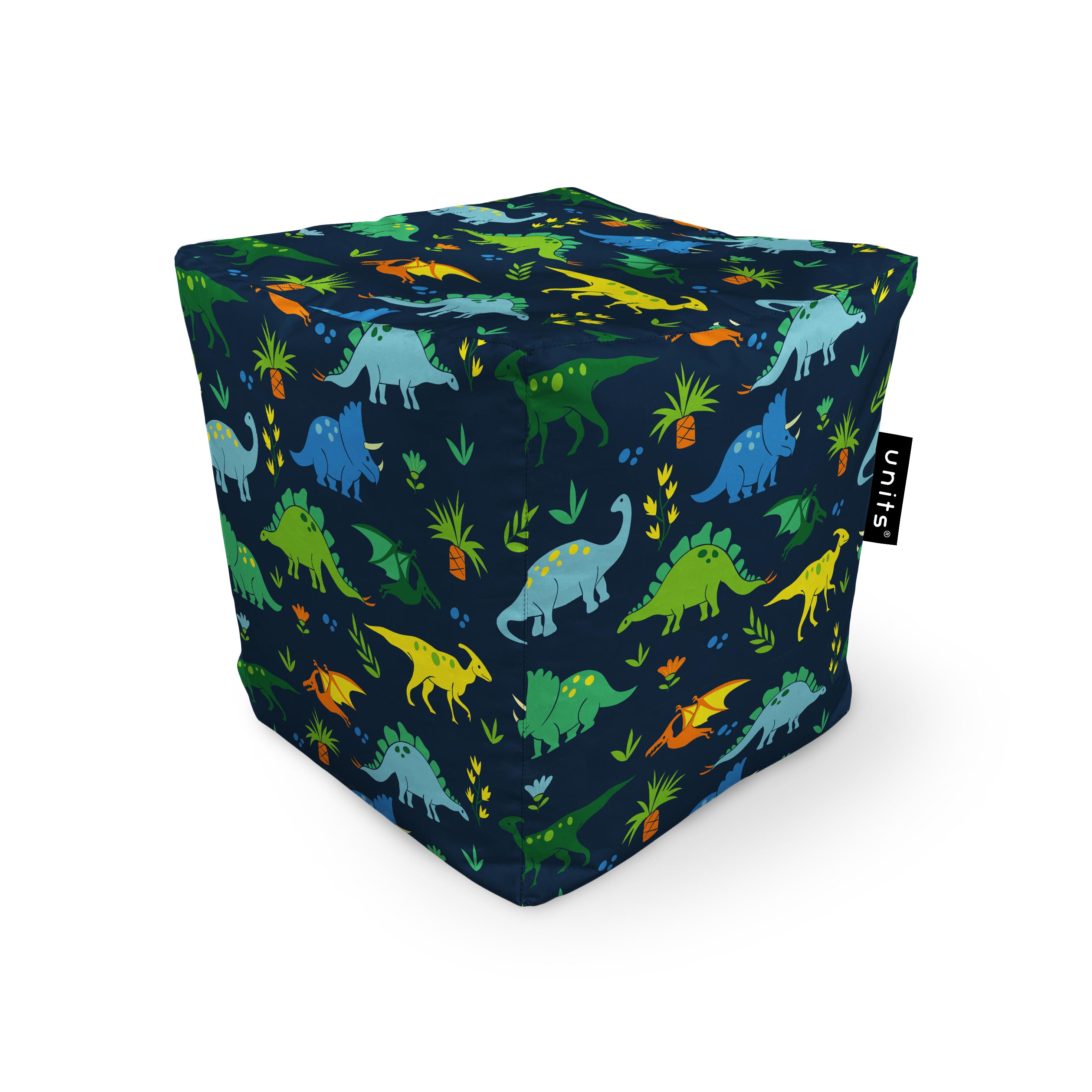 Fotoliu units puf (bean bags) tip cub, impermeabil, dinozauri imagine
