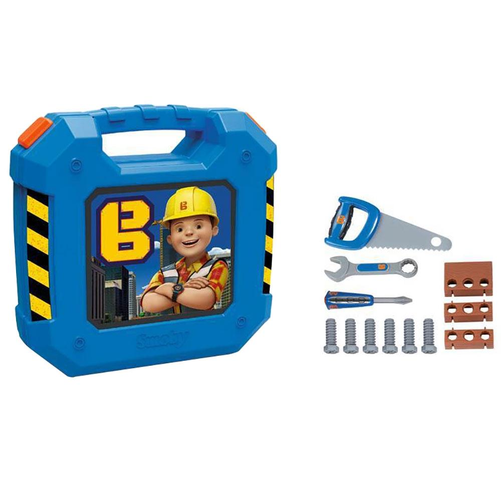 Jucarie Smoby Trusa Bob Constructorul cu unelte