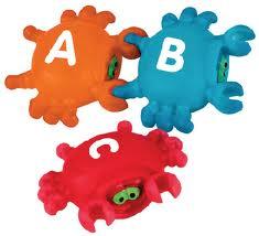 Jocul ''crabi Cu Litere'' imagine