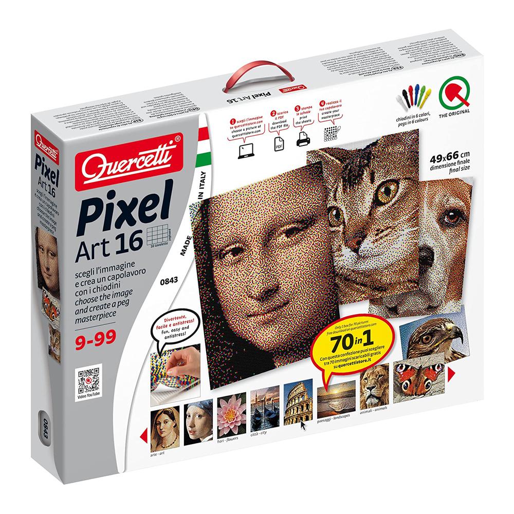 Pixel Art 16 planse imagine