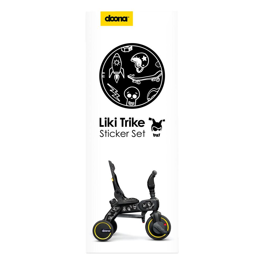 Set Stickere Liki Trike B&W Cool Sketch