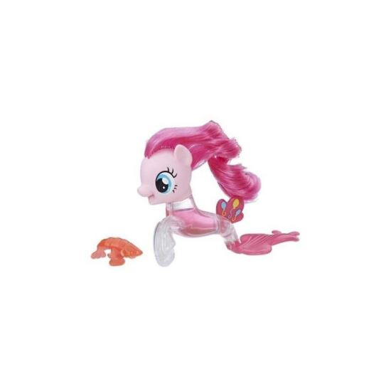 Figurina Hasbro Sirena Pinkie Pie cu apa Flip&Flow