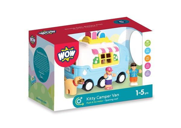WOW Adventure - Kitty Camper Van