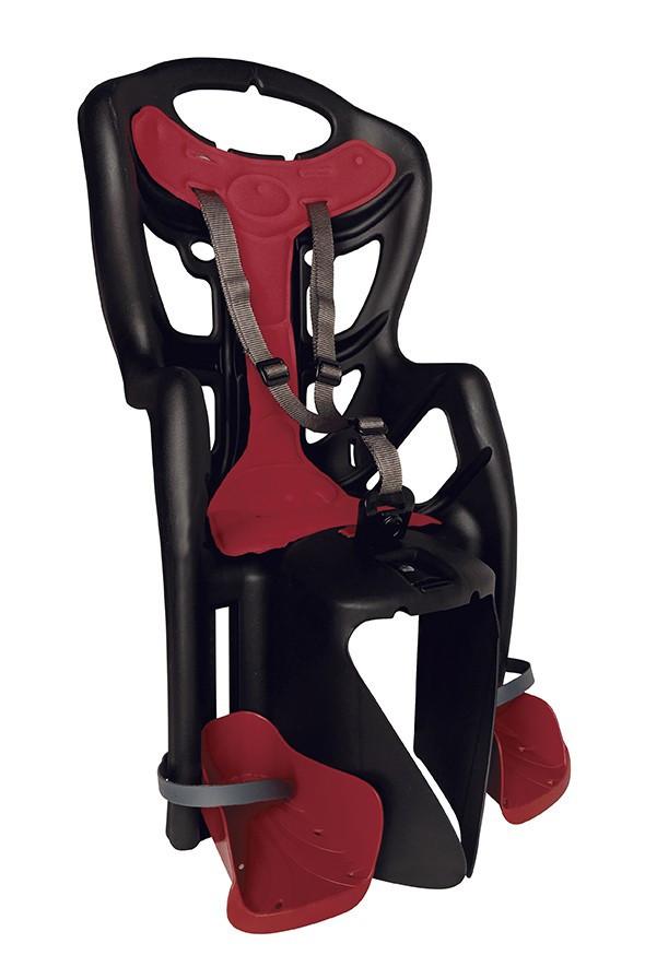 Bellelli Pepe Standard Multifix scaun bicicleta pentru copii pana la 22kg - Black imagine
