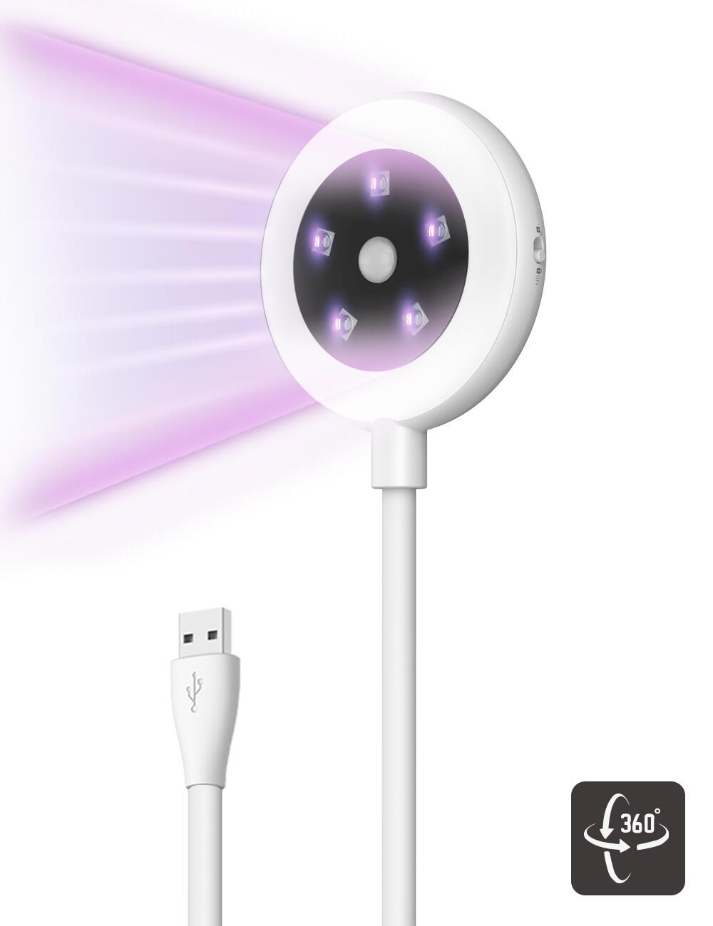 Lampa UV portabila pentru sterilizare imagine