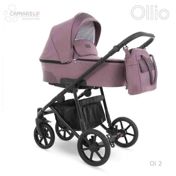 Carucior copii 3 in 1 Ollio Camarelo Ol-2 imagine