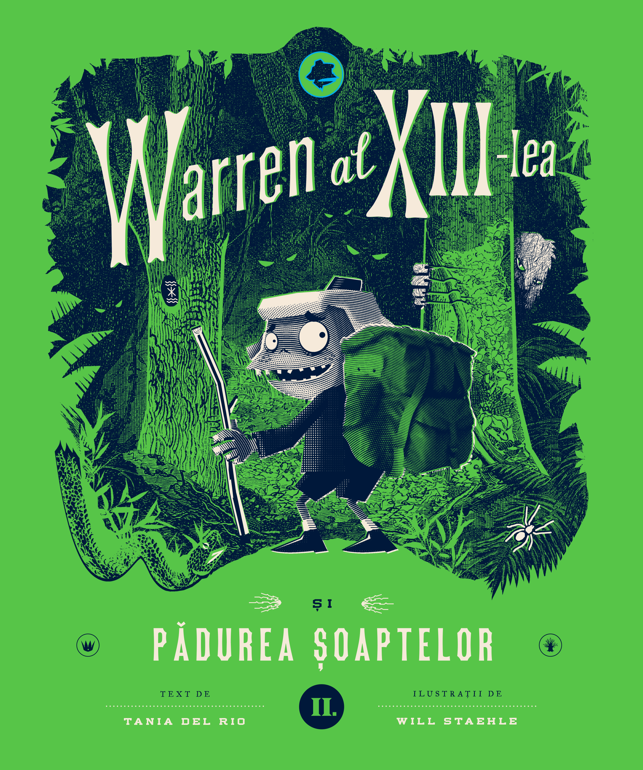Warren al xiii-lea si padurea Șoaptelor. vol. 2 imagine