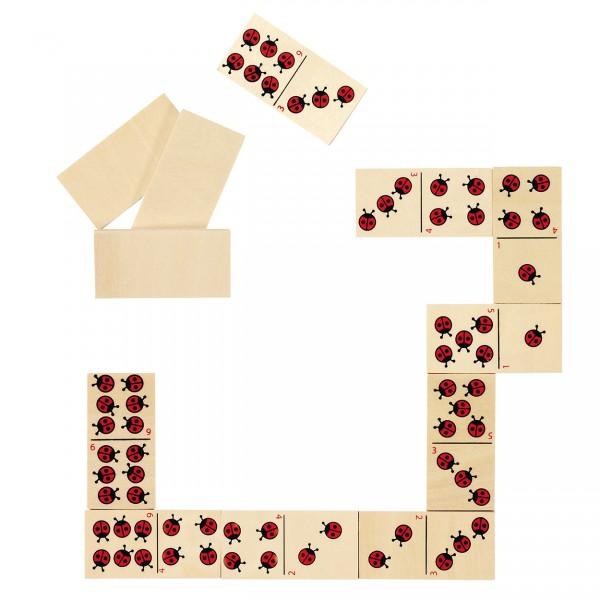 Domino Buburuzele imagine