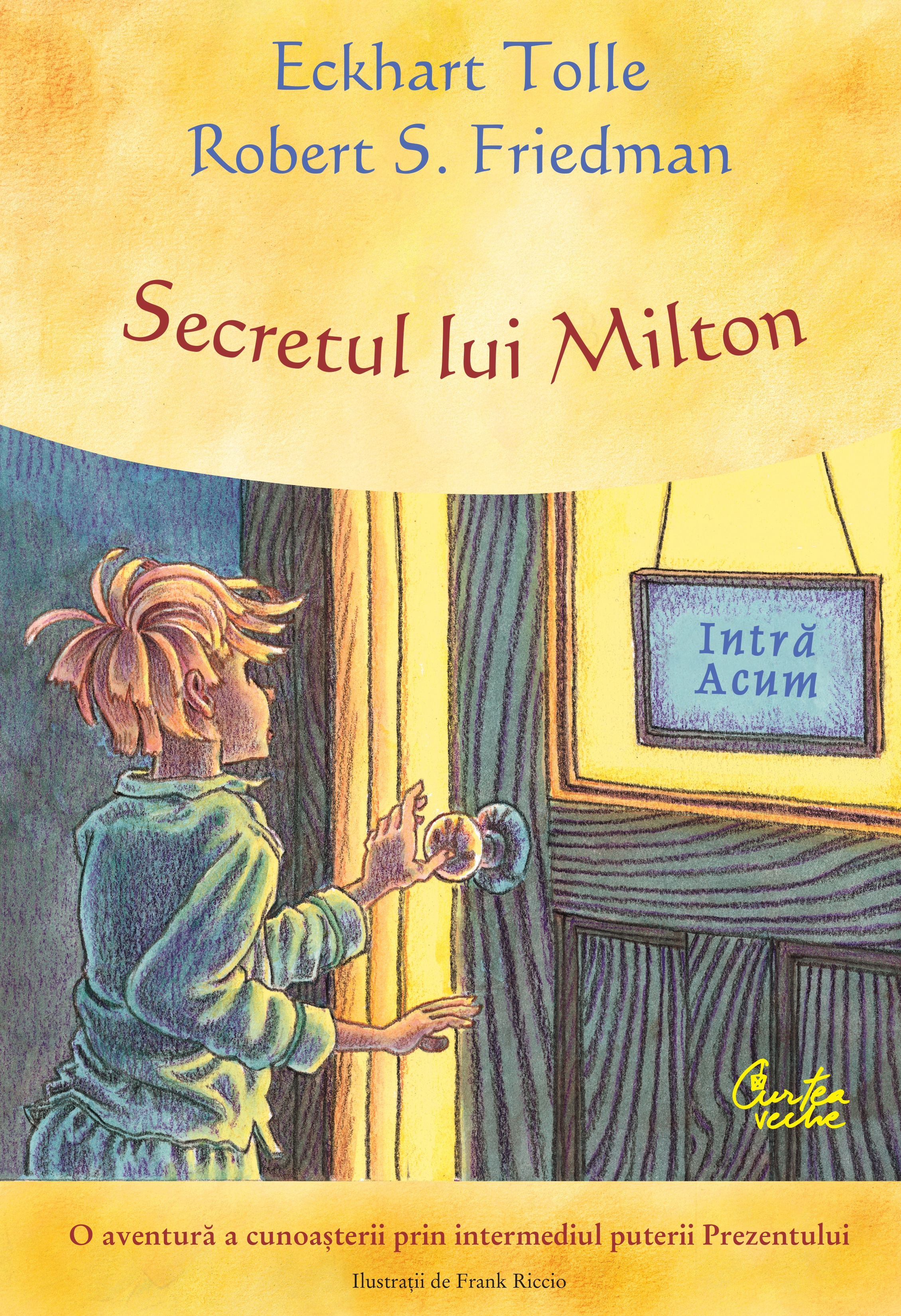 Secretul lui milton imagine